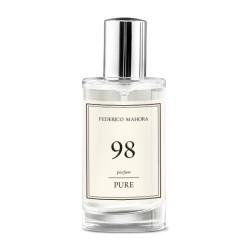 98 FM - inspirace - parfém Rush 2 (Gucci)