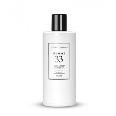 33 FM - inspirace - parfém Light Blue (Dolce a Gabbana) sprchový gel