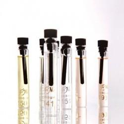 Vzorek - 455 FM - inspirace - parfém Pour Homme Night Time (Azzaro) (vyřazeno)