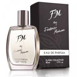 134 FM - inspirace - parfém Le Male (Jean Paul Gaultier) s feromony