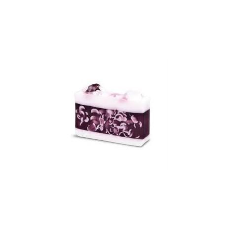 Přírodní mýdlo cream&blackcurrant