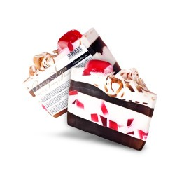 Přírodní mýdlo cherry&chocolate
